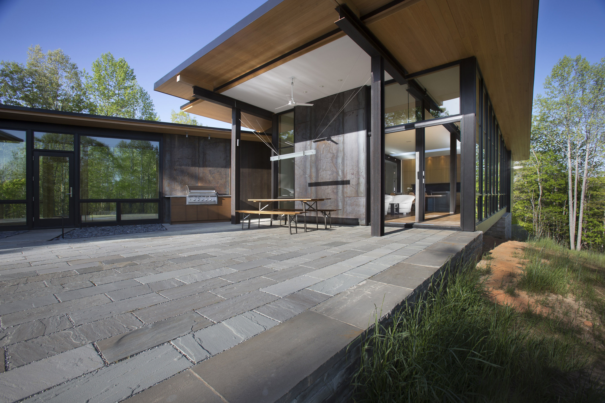 Mountain View Home Unites with Surrounding Landscape / Carlton Architecture + DesignBuild   ArchDaily