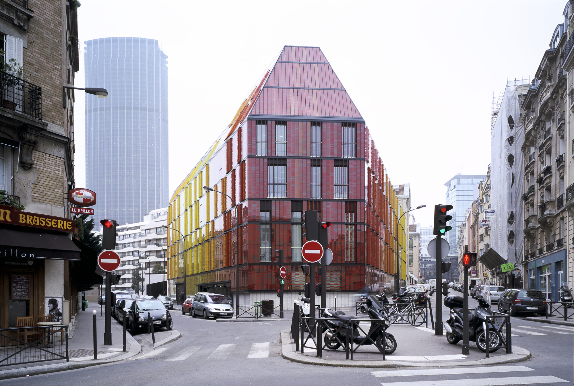 Business School Architecture