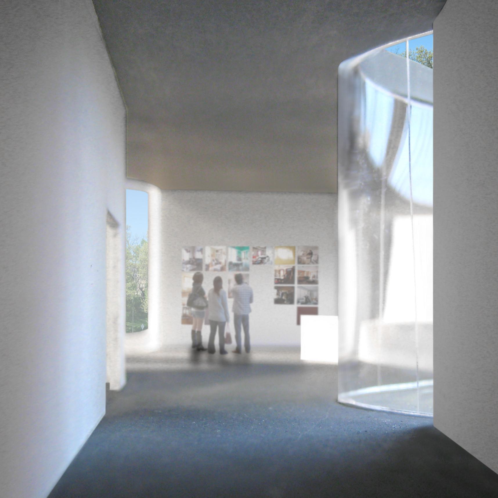 Steven Holl Architects Tops Visual Arts Building University Iowa - 7