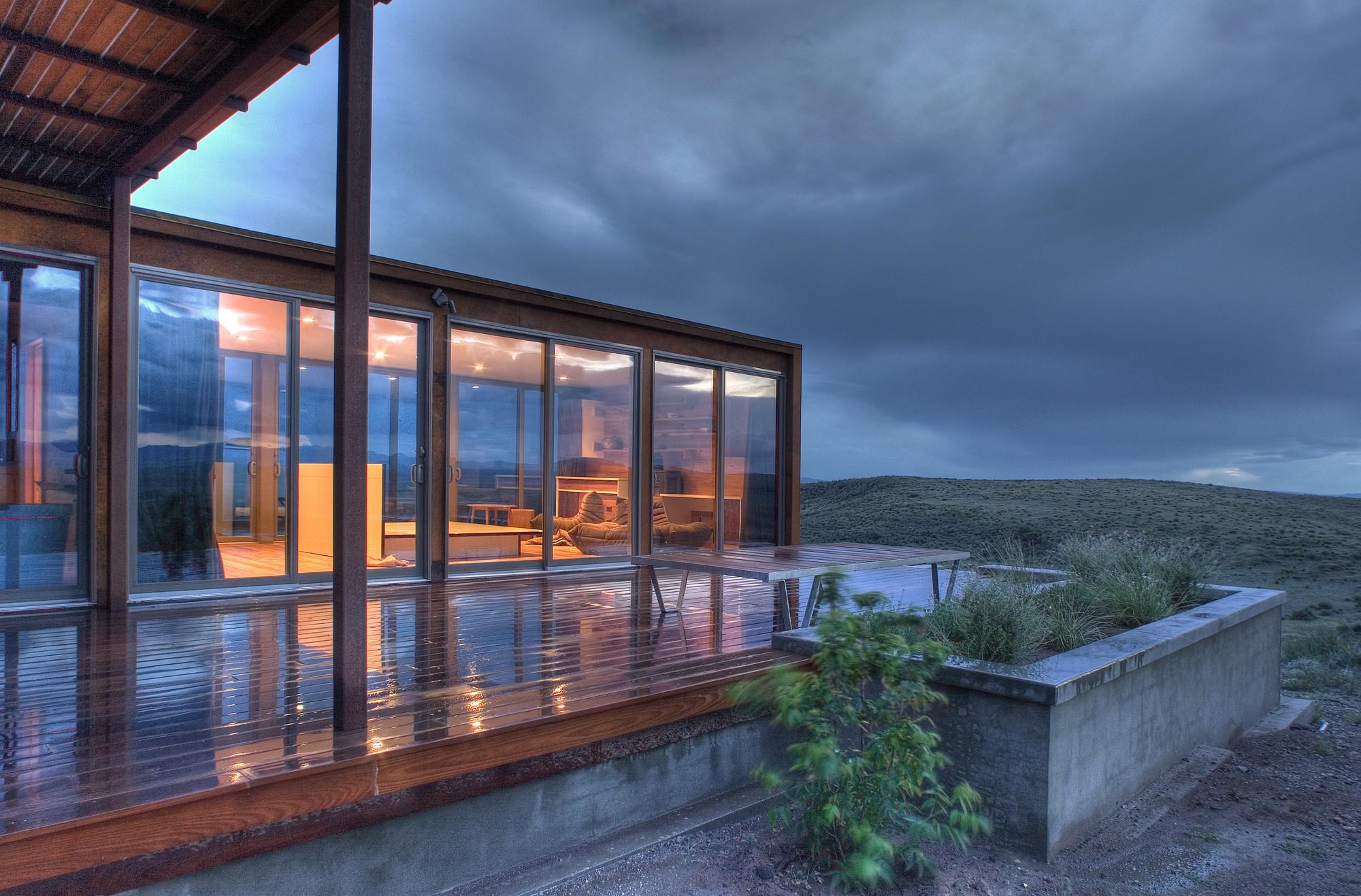 Marfa Texas House Tiny Homes