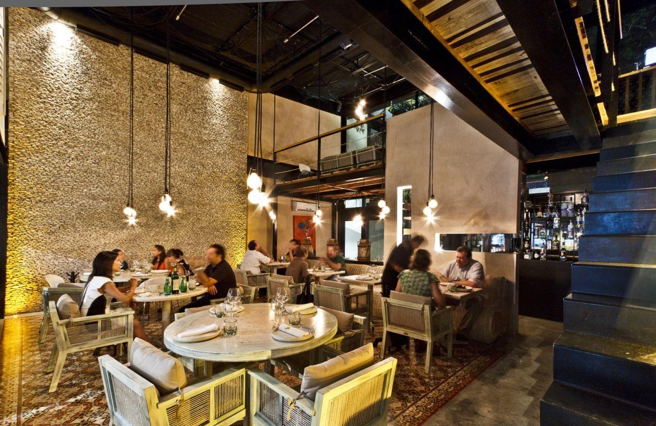 Restaurante Nectar  R79  ArchDaily Mxico
