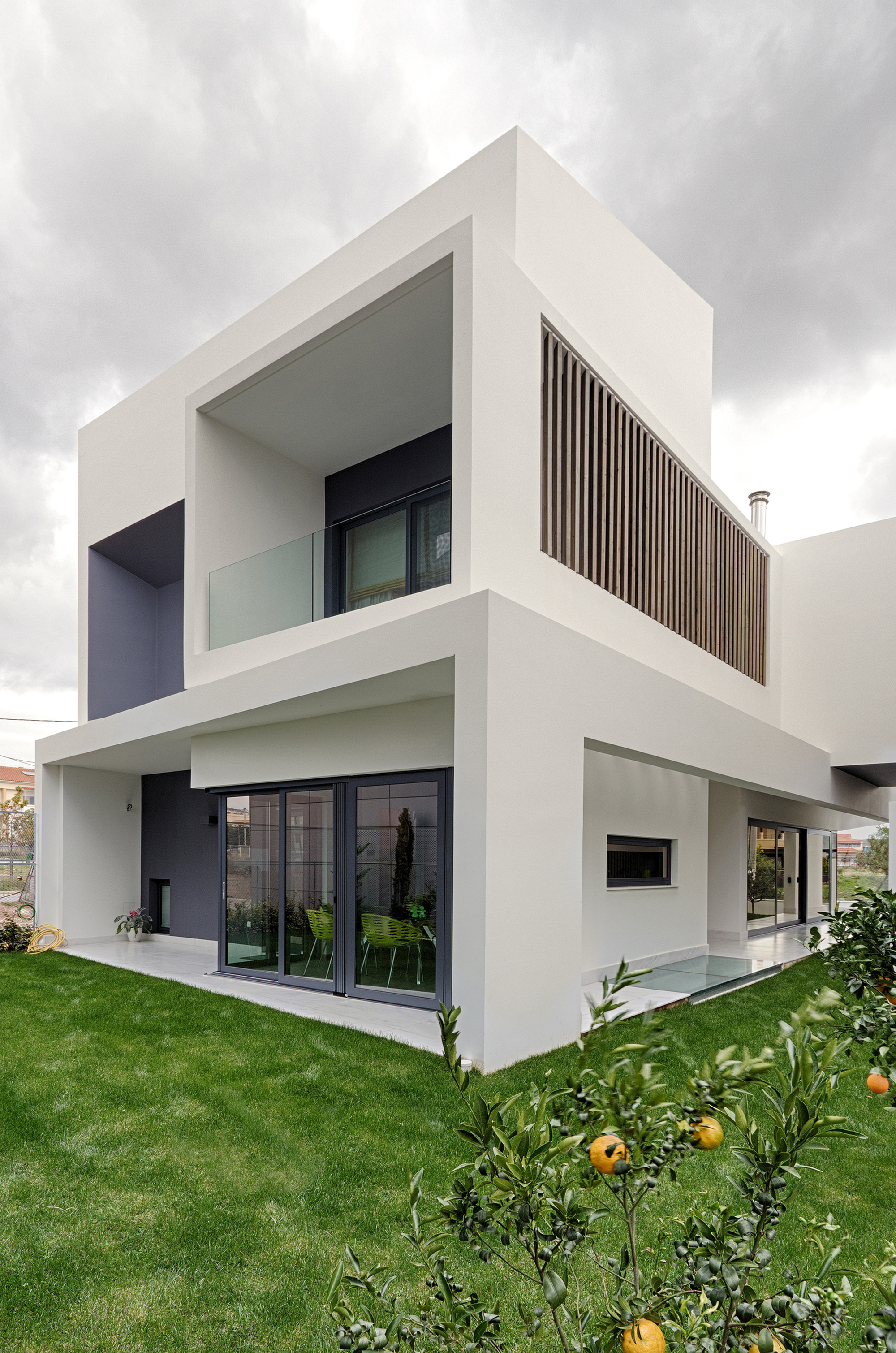 Family House Office Twentyfive Architects Archdaily