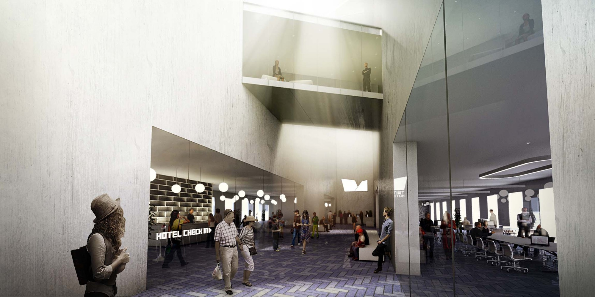 Big Selected Design Mixed- Complex In San Francisco