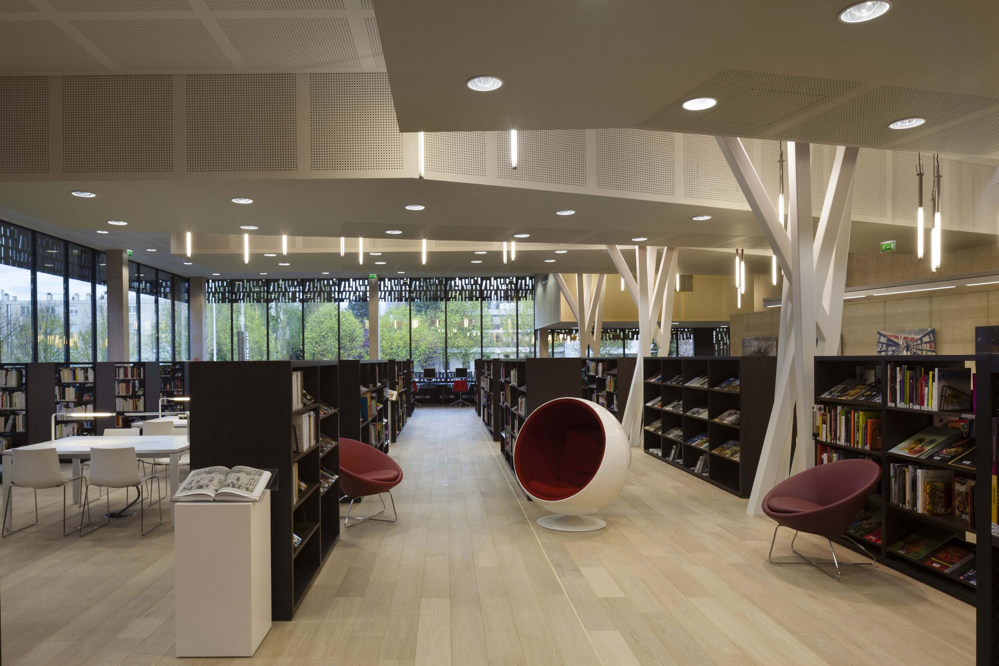 Gallery Of Albert Camus Multimedia Library De So 14