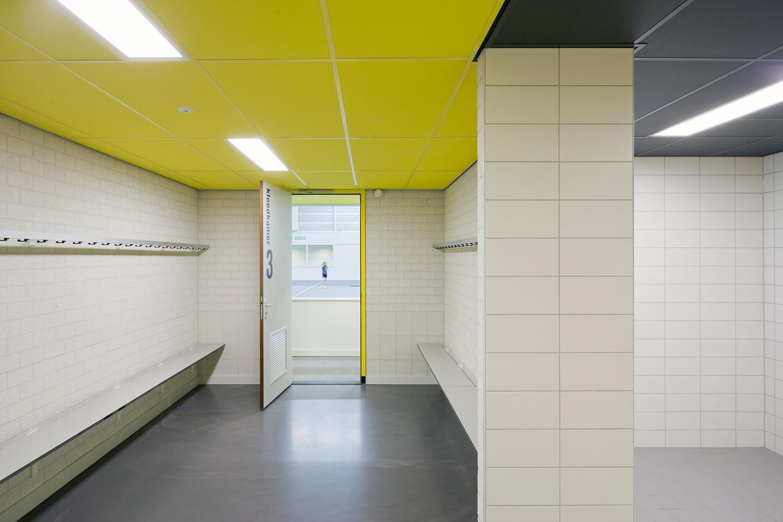 Gallery of Sports Hall De Smeltkroes Liessel  Slangen