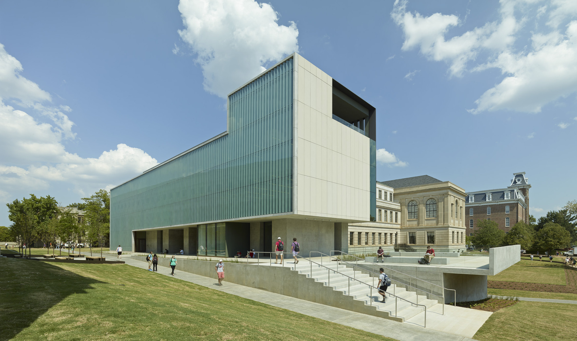 Vol Walker Hall & Steven L Anderson Design Center