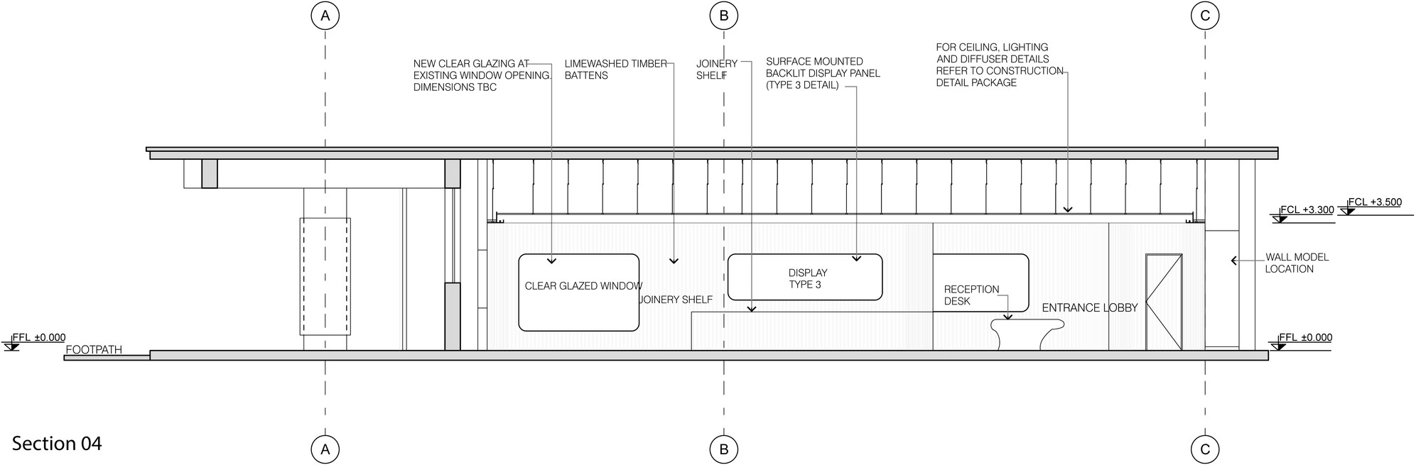 gallery of sydney greenland centre marketing suite ptw lava 16 skoda work manuals u003e fabia skoda felicia ignition switch wiring diagram  [ 2000 x 655 Pixel ]