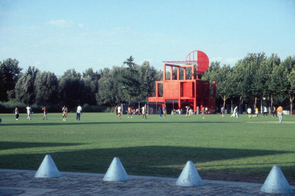 Gallery of AD Classics Parc de la Villette  Bernard