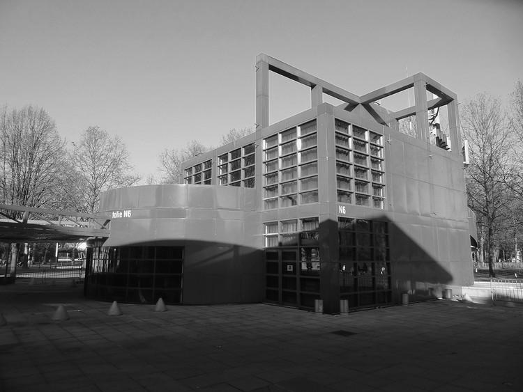 oma parc de la villette diagram upper gum ad classics bernard tschumi architects