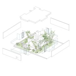 Exploded Axon Diagram 02 Ford Windstar Wiring Gallery Of Green Edge House Ma Style Architects 15