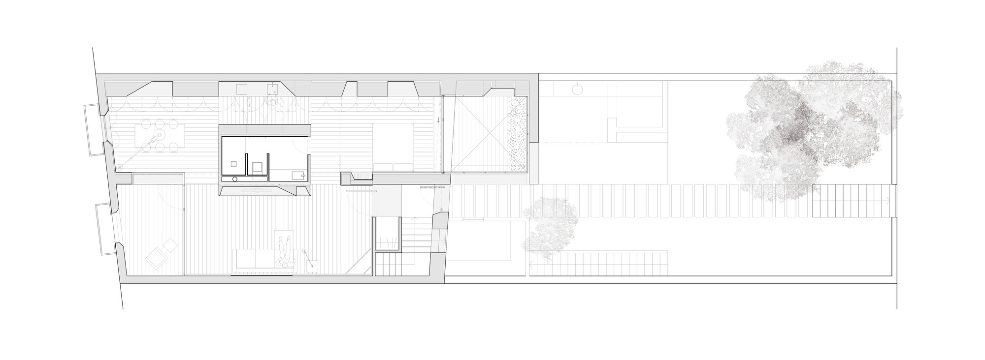 hight resolution of tile house cubus floor plan