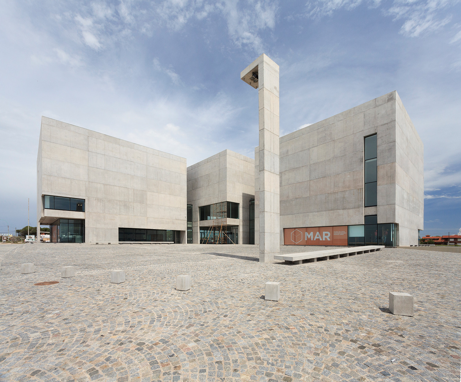 Buenos Aires Contemporary Art Museum Monoblock Archdaily