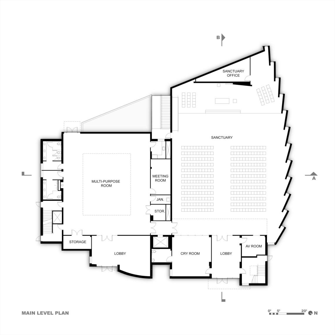 Korean Presbyterian Church Arcari Iovino Architects