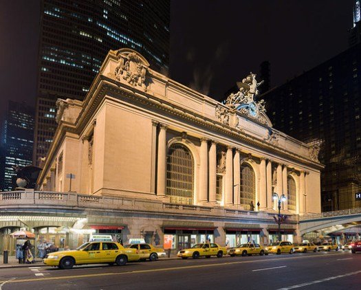 Grand Central Terminal. Image © wikimedia commons