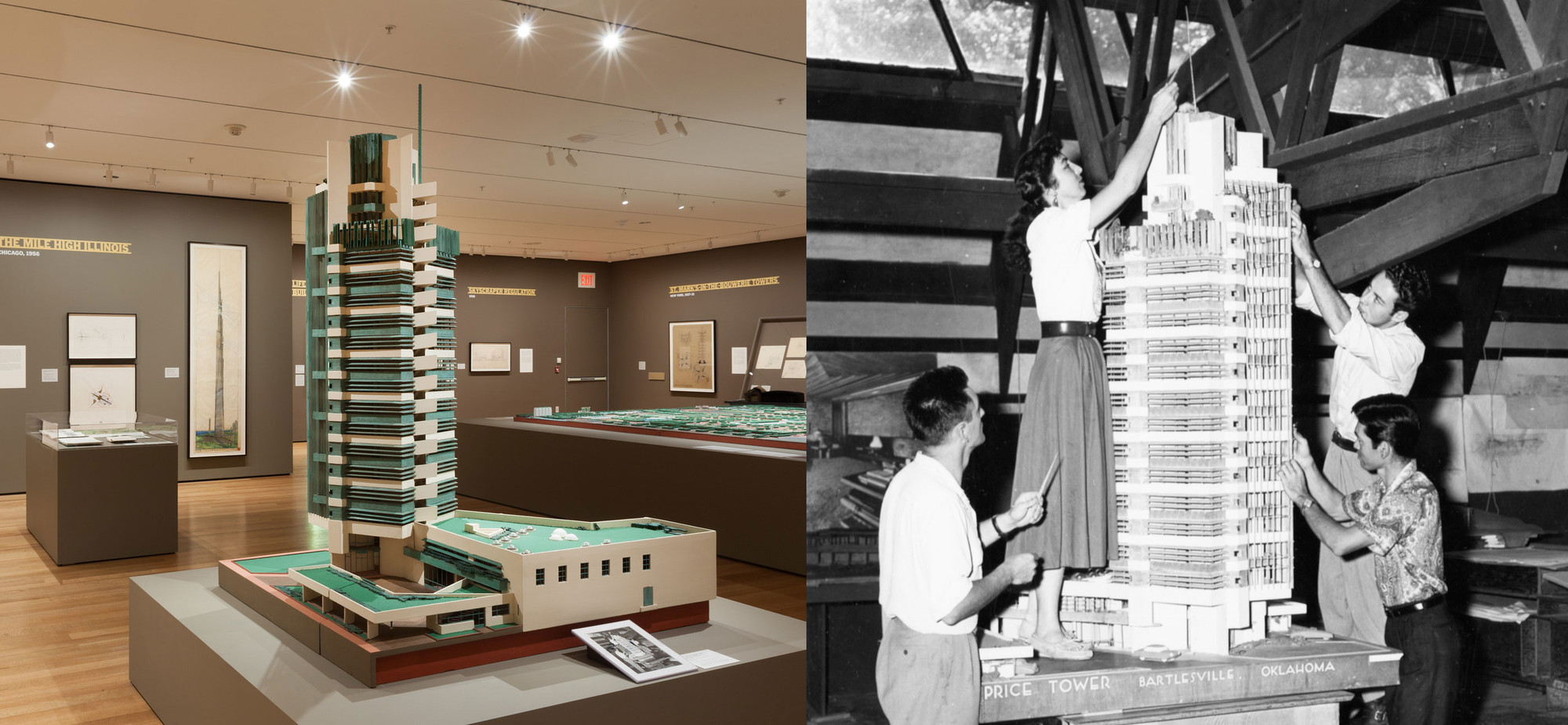 Gallery of Frank Lloyd Wright and the City Density vs