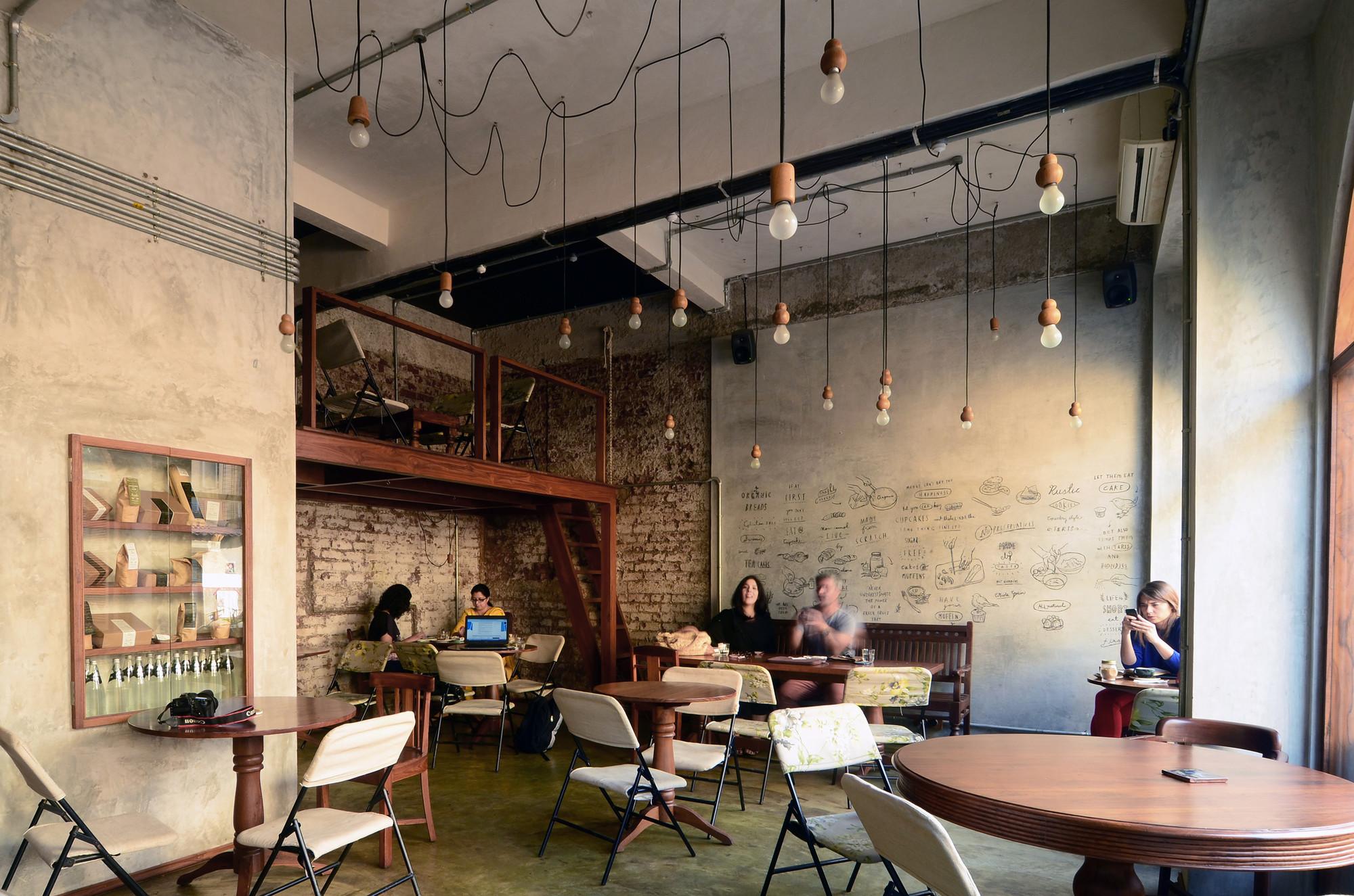Birdsong Cafe Studio Eight Twentythree - 1