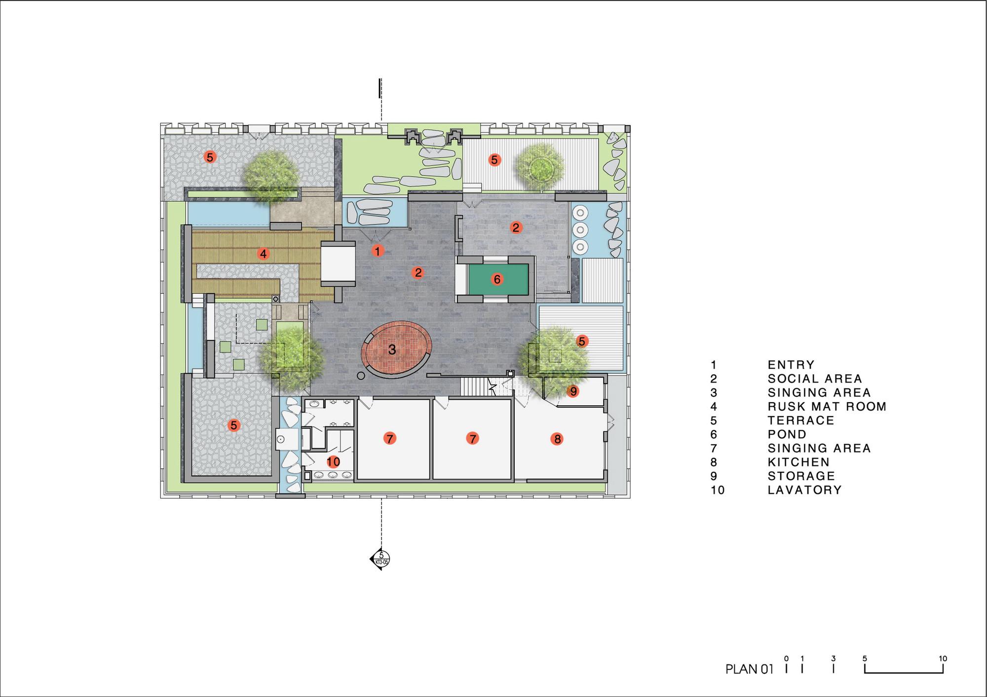 first floor plan [ 2000 x 1414 Pixel ]