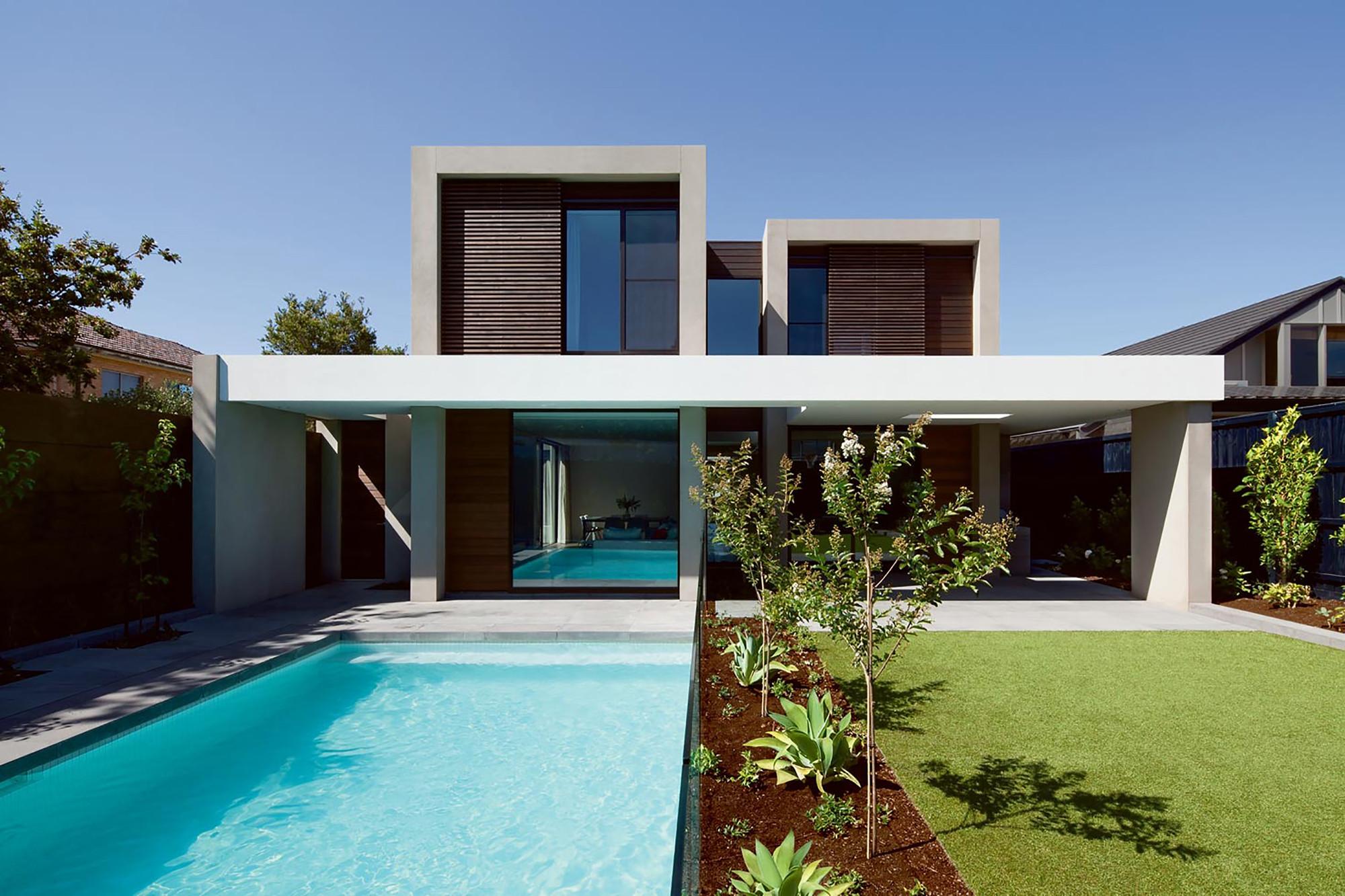 California House By Inform Design & Pleysier Perkins (10