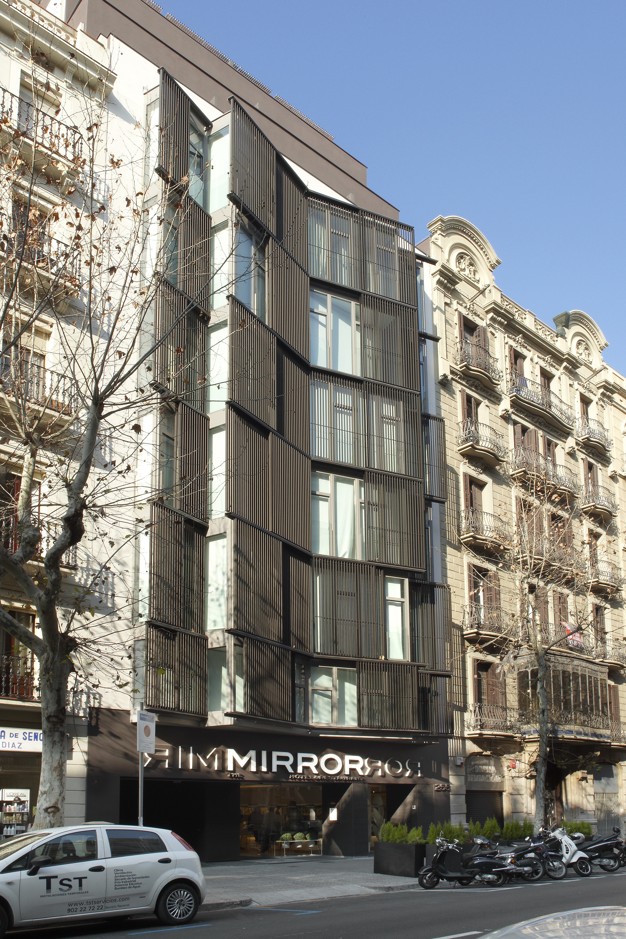 Mirror Hotel Barcelona