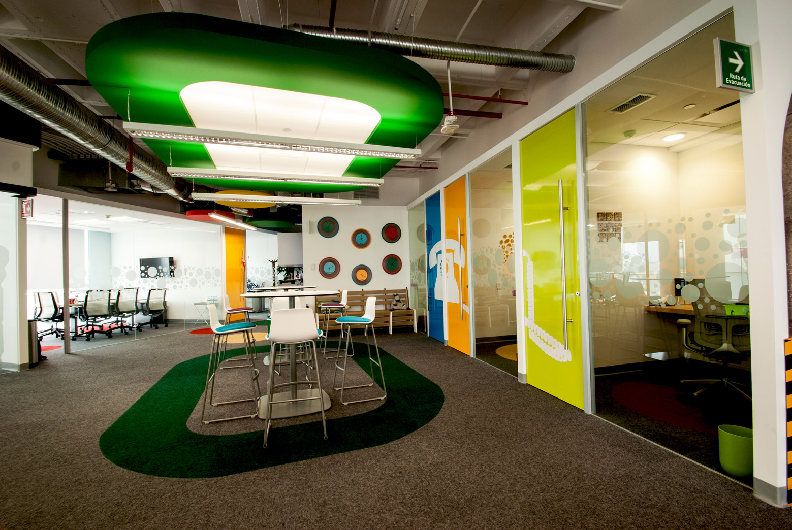 Google Office Space