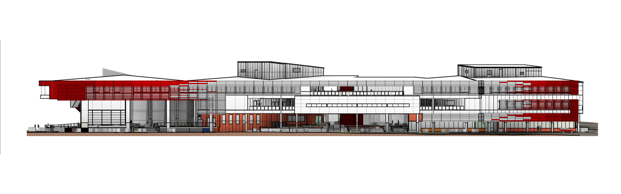Gallery of Griffith University G11 Library  ThomsonAdsett