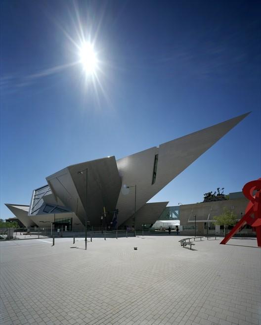 Denver Art Museum. Image © Bitter Brecht