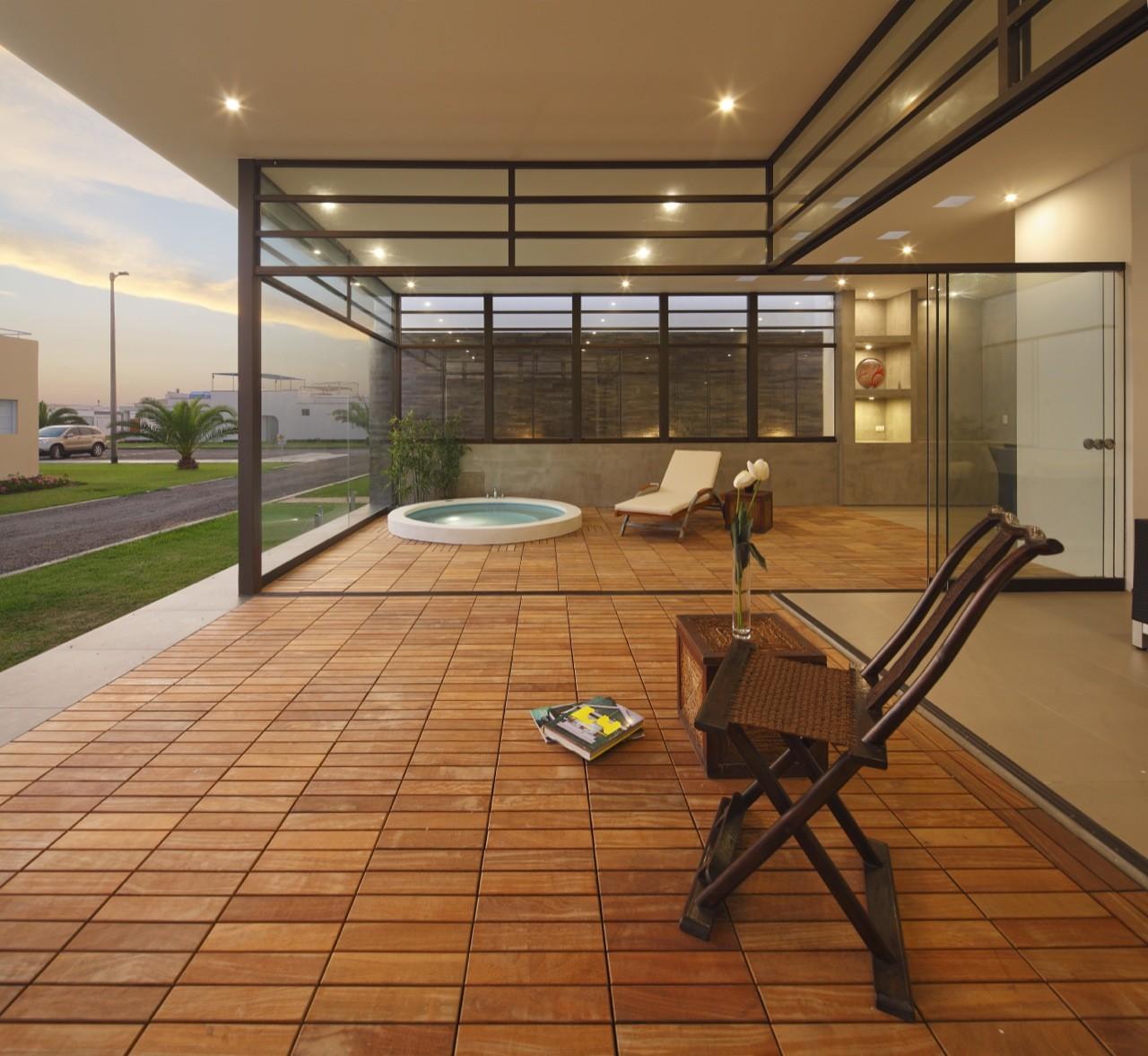 Casa Zen  Estudio Gmez de la Torre  Guerrero Arquitectos  ArchDaily Brasil