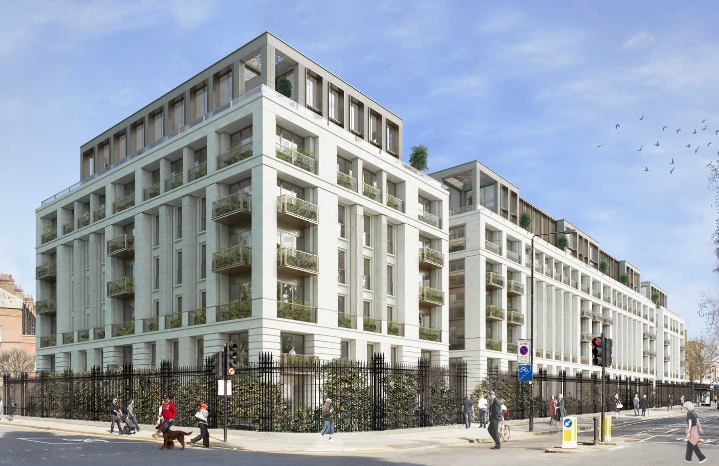 Planning Finally Granted Chelsea Barracks
