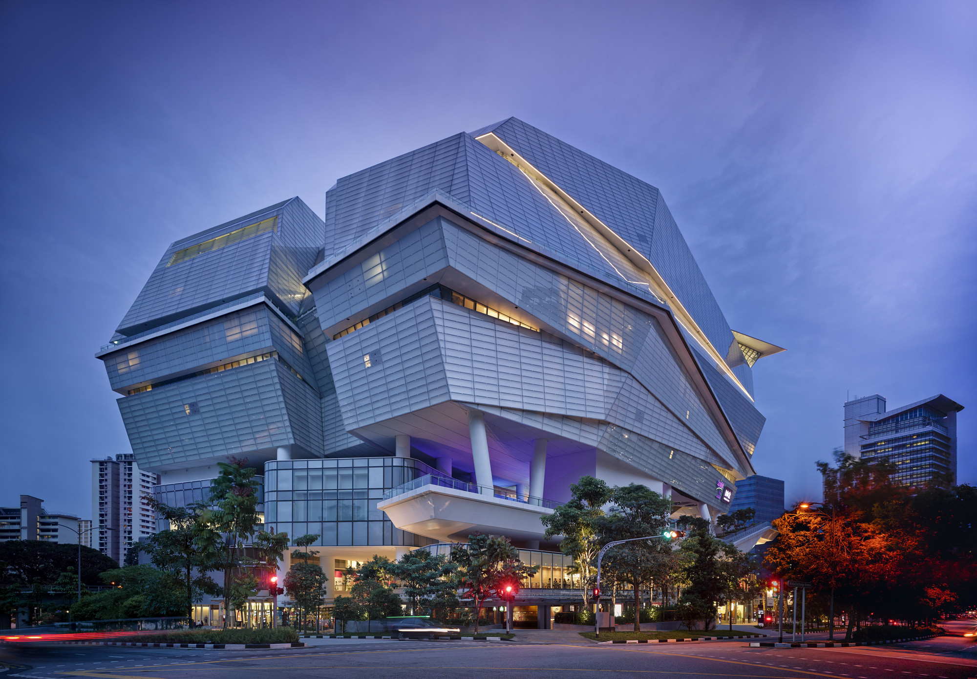 Star Andrew Bromberg Of Aedas Archdaily