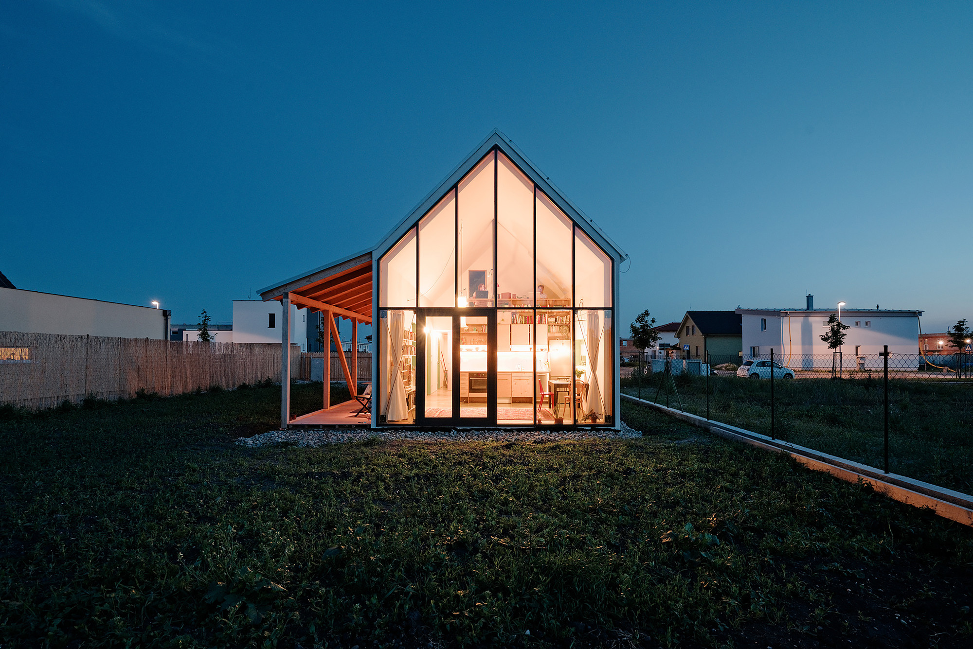 Ist Family House Jrkvc Archdaily