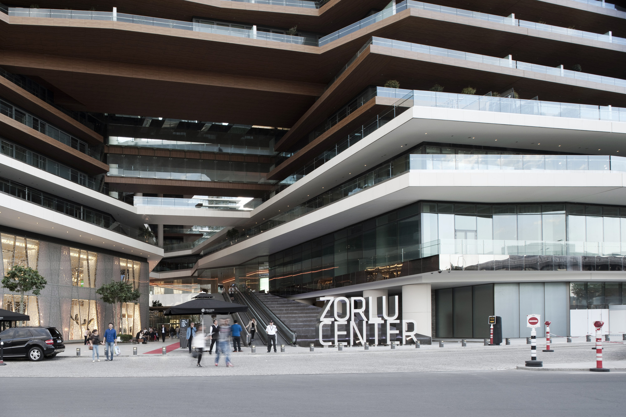 Gallery of Zorlu Center  Emre Arolat Architects