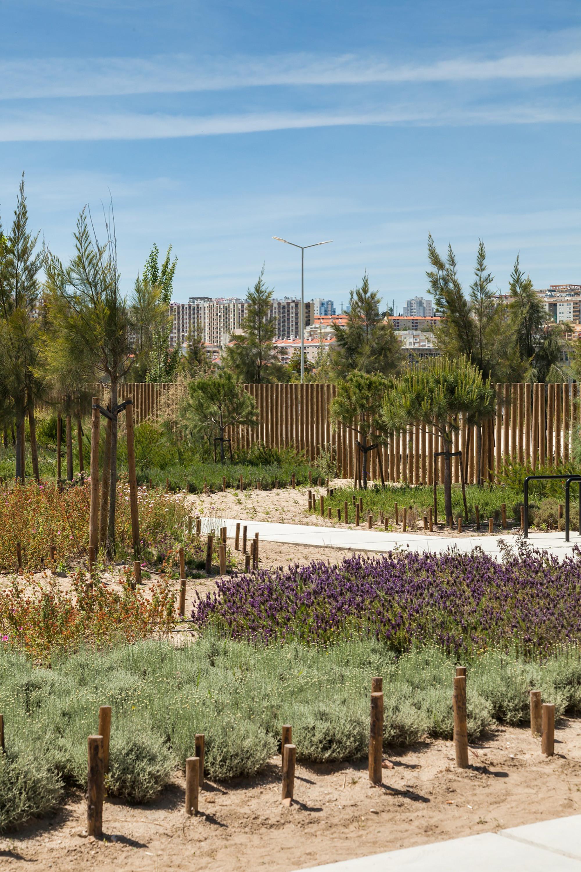 Tagus Linear Park Topiaris Landscape