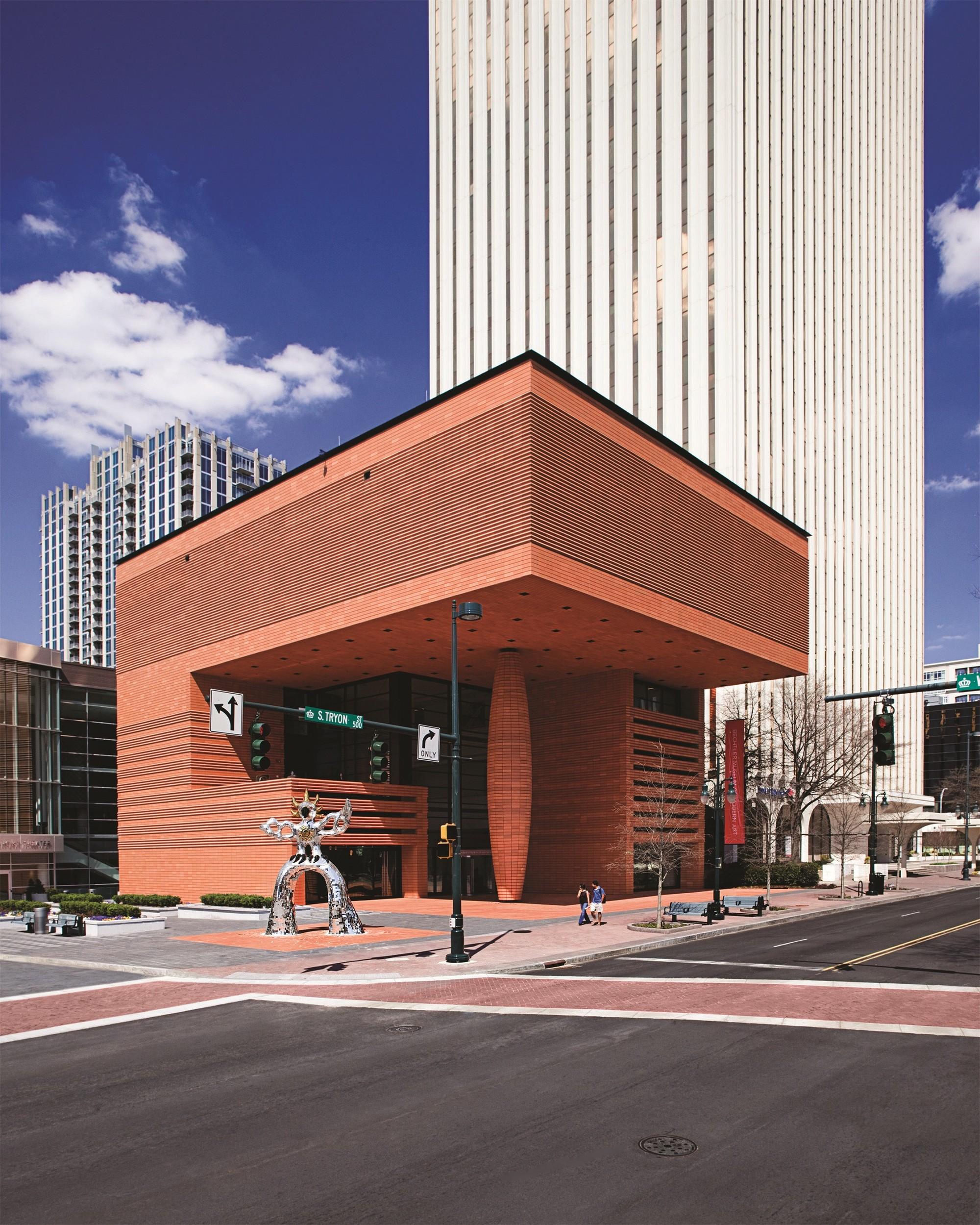 Bechtler Museum Modern Art Mario Botta - 6