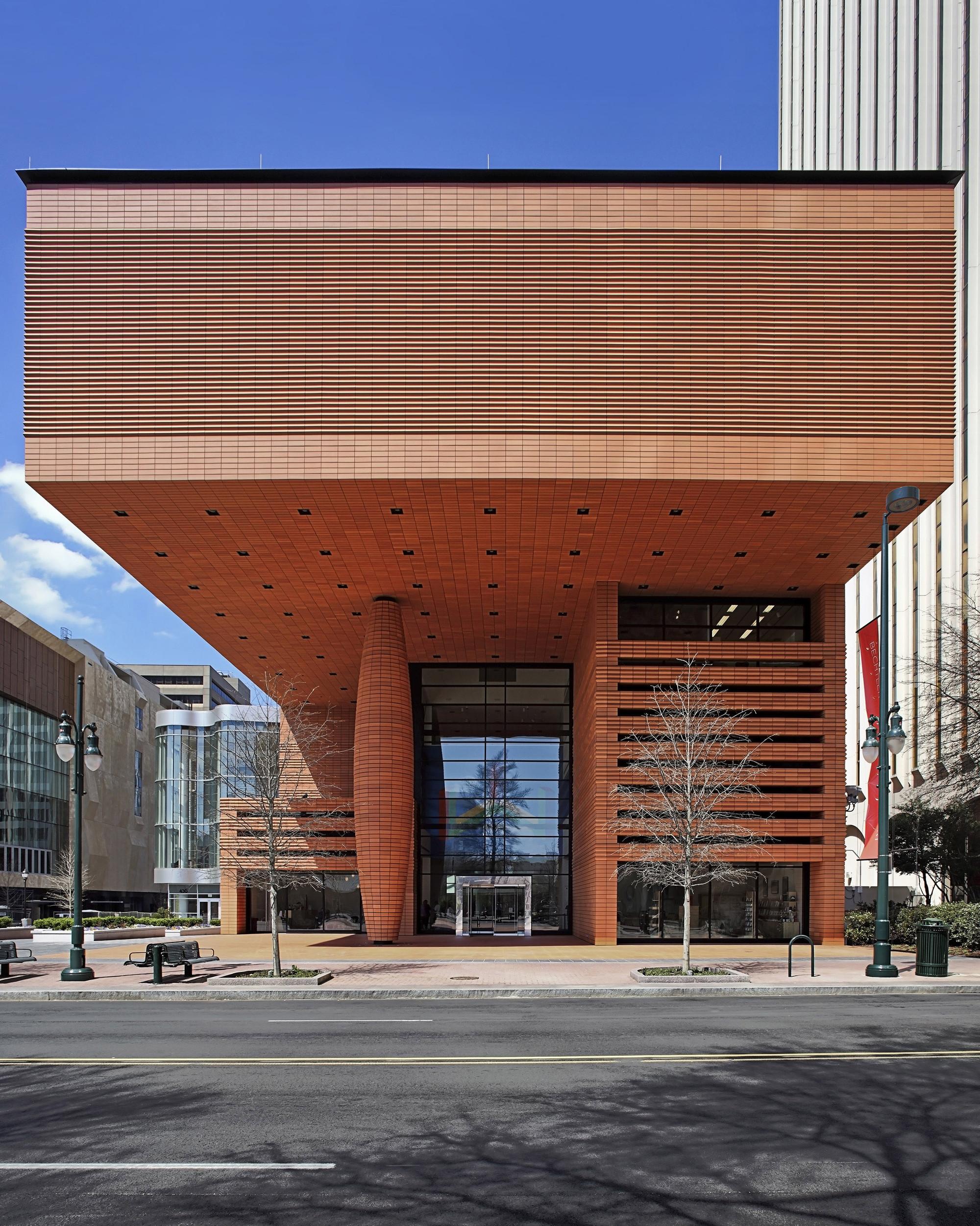 Bechtler Museum Modern Art Mario Botta - 7