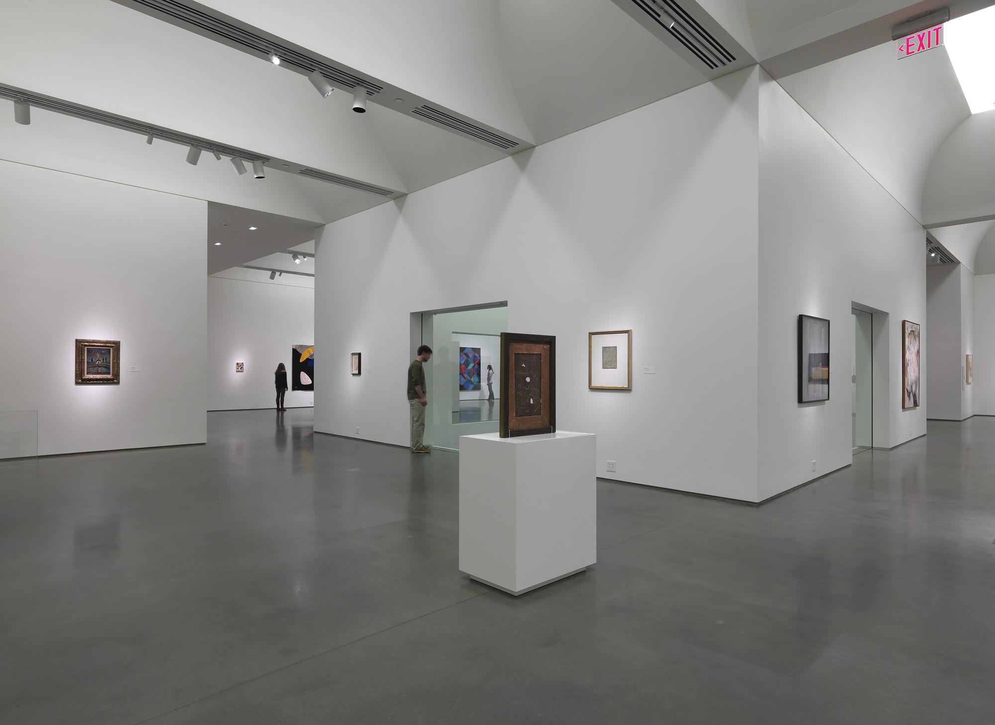 Bechtler Museum Modern Art Mario Botta - 10