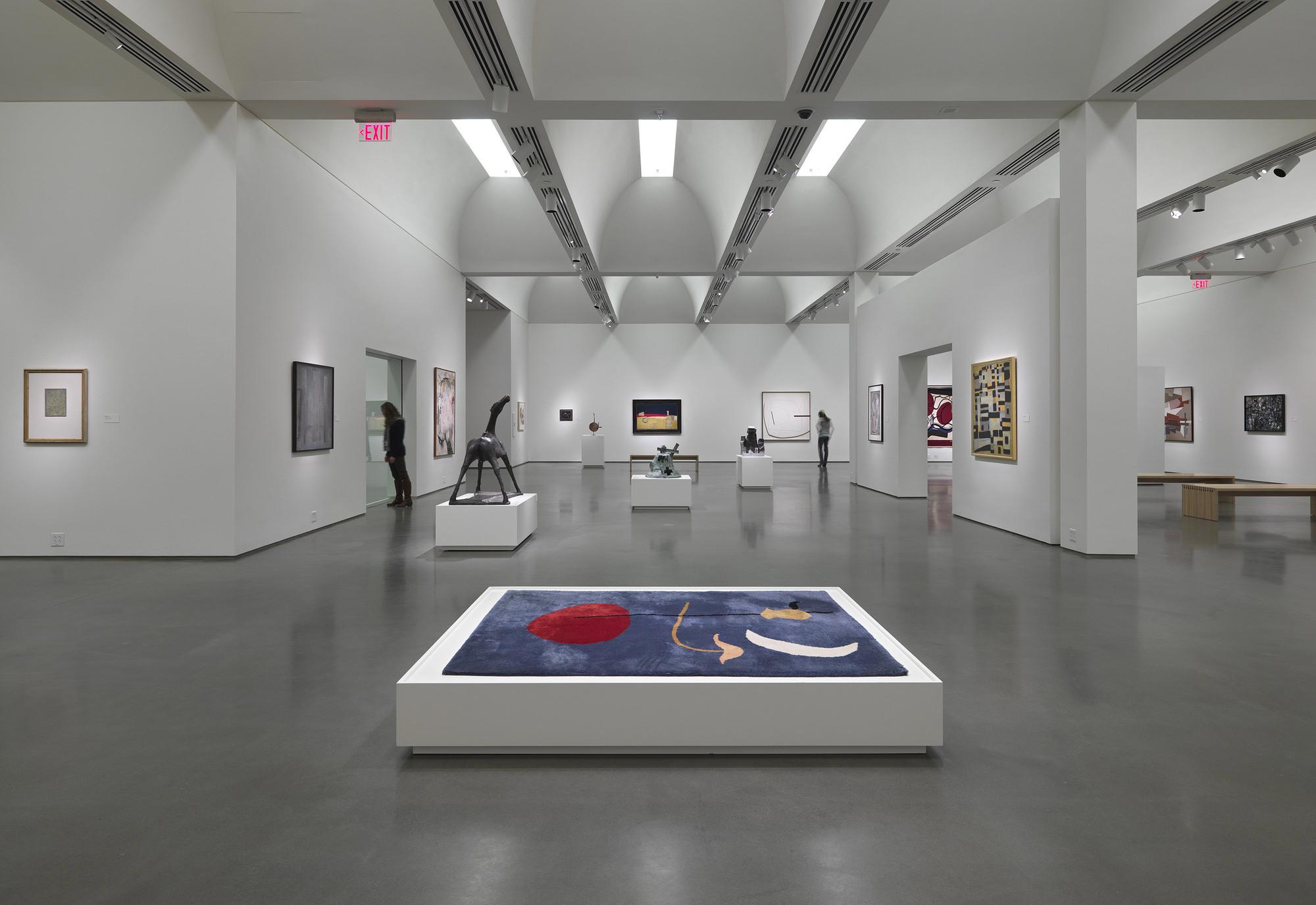 Bechtler Museum Of Modern Art Mario Botta Archdaily
