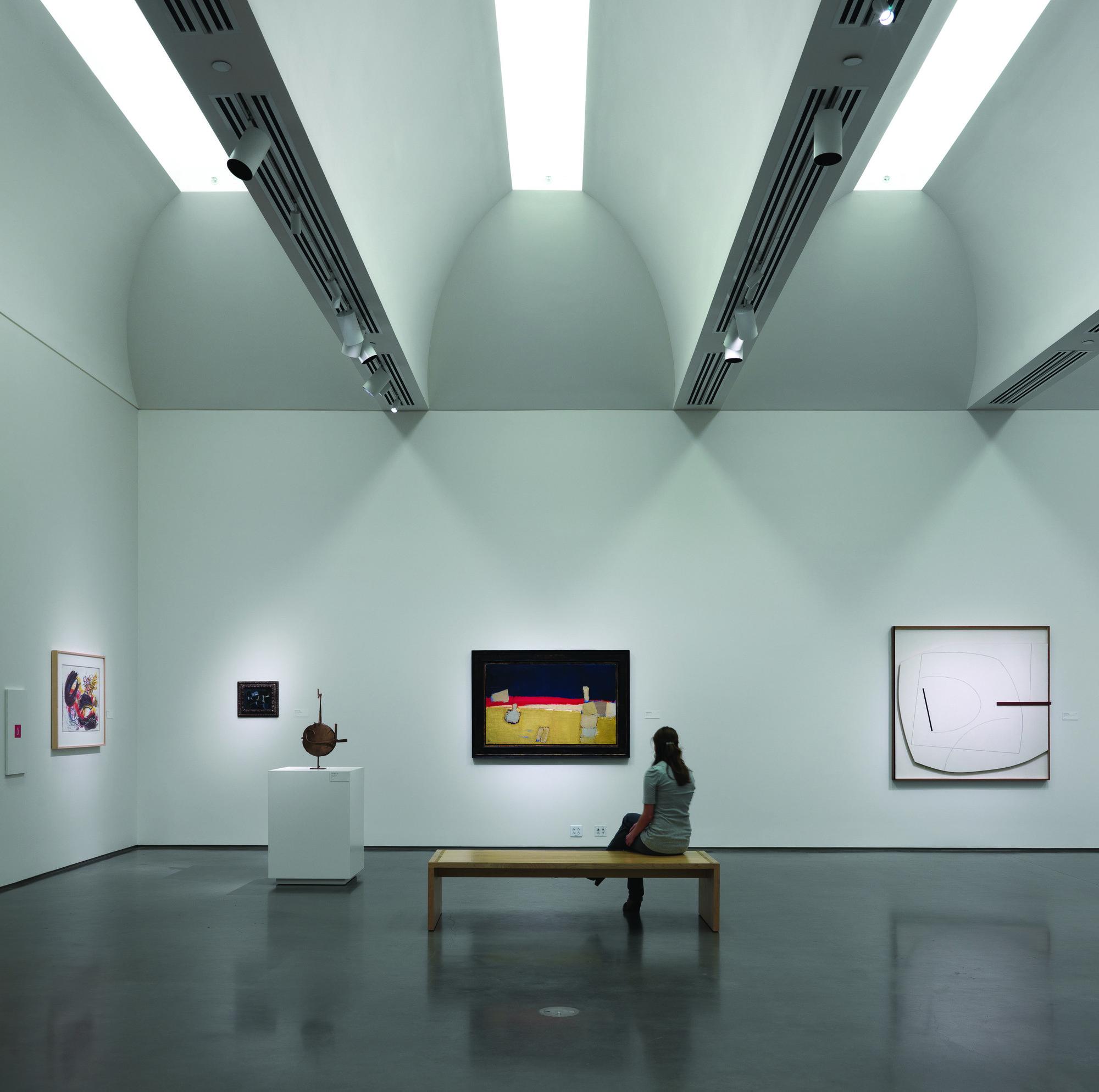 Bechtler Museum Modern Art Mario Botta - 11