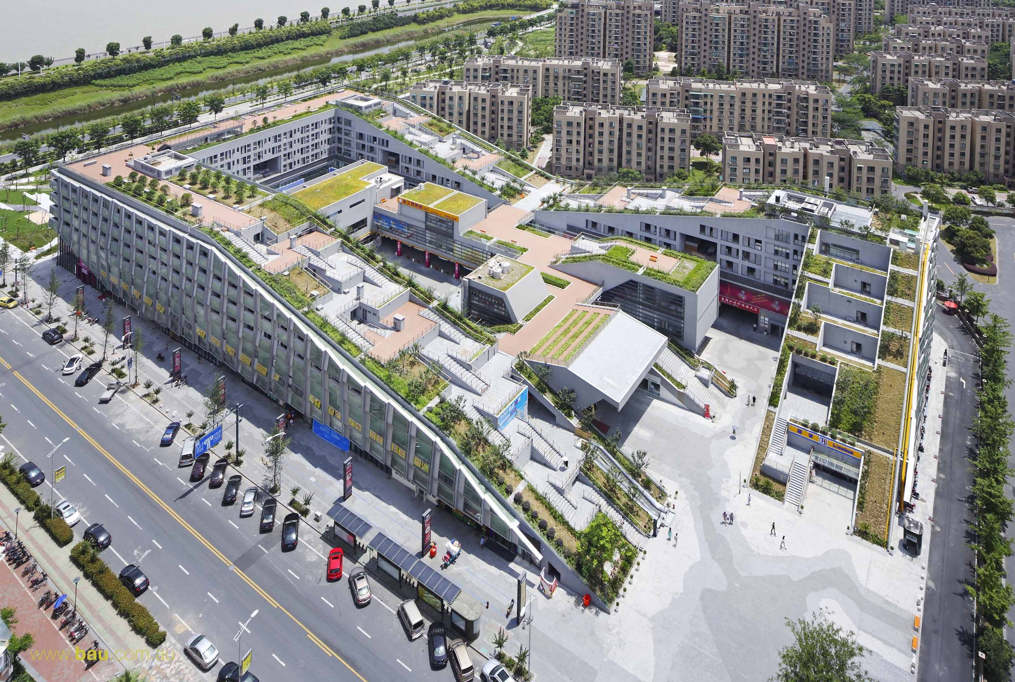 hangzhou duolan commercial complex