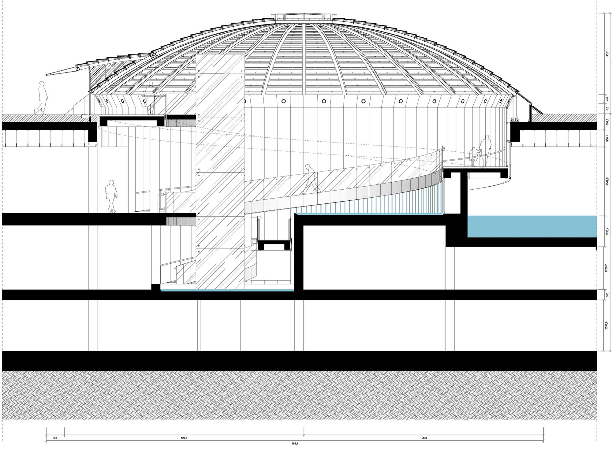 hight resolution of bagnoli futura section