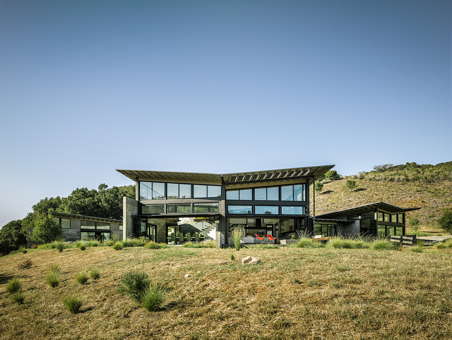 Butterfly House  Feldman Architecture  Archdaily
