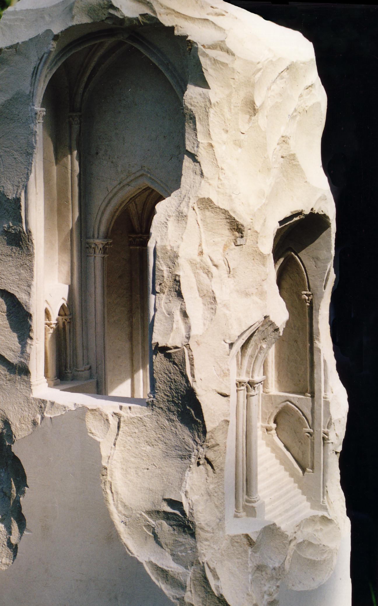 Gothic Stone Architecture