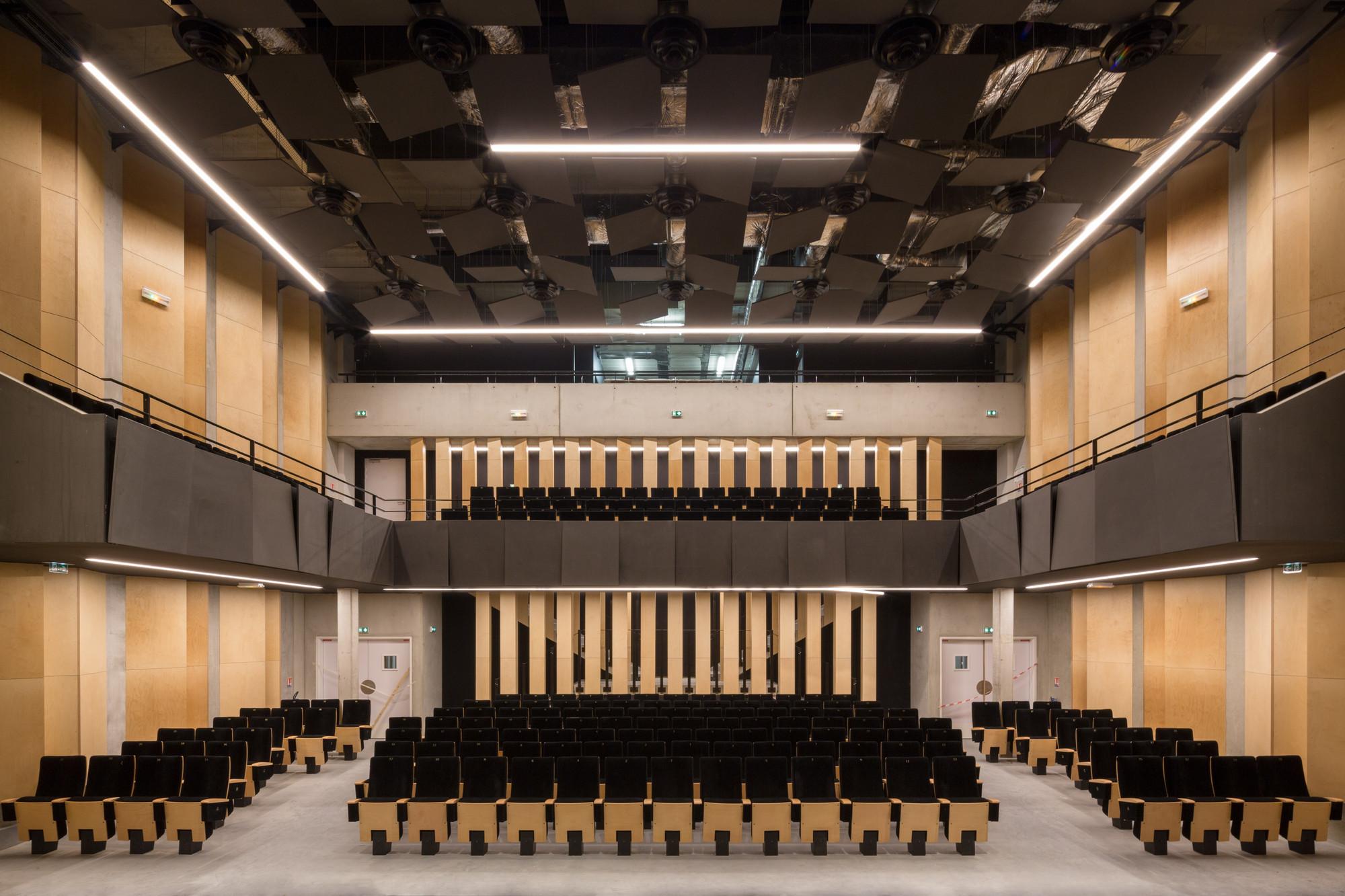 Gallery of Auditorium Of Bondy  Radio France Choral