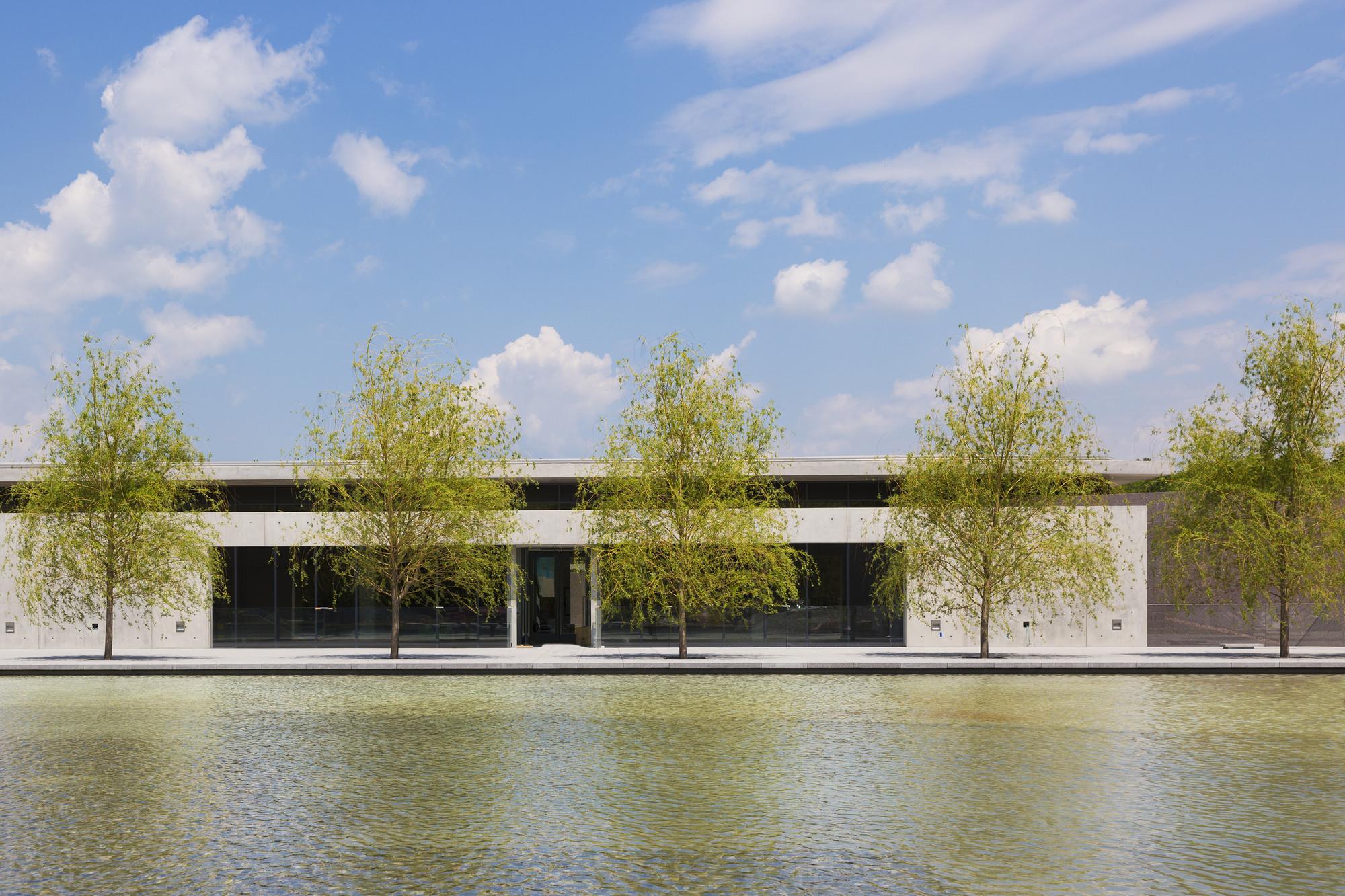 Clark Art Institute Tadao Ando Architect