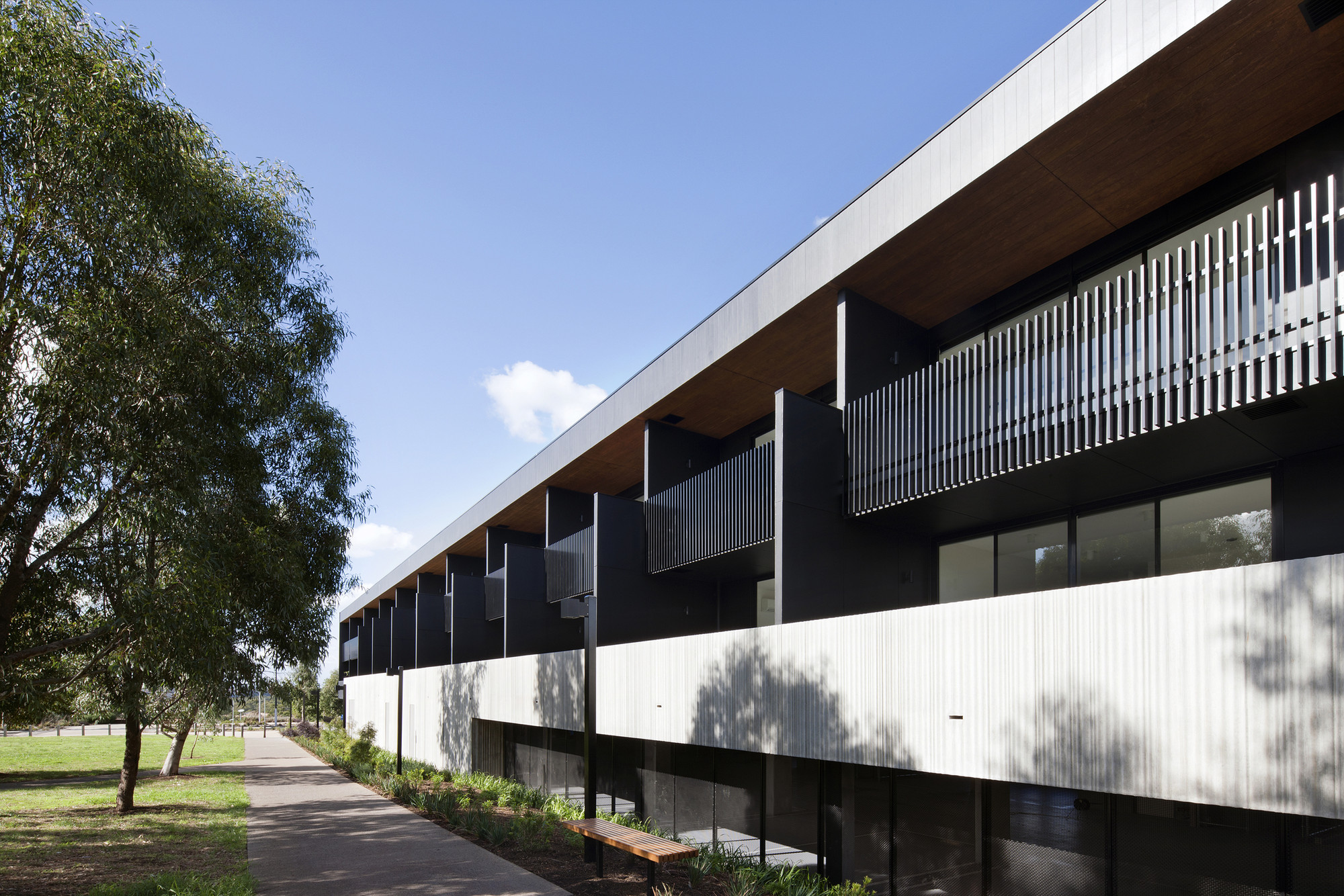 Peppercorn Apartments Stage 1 Bower Architecture Archdaily