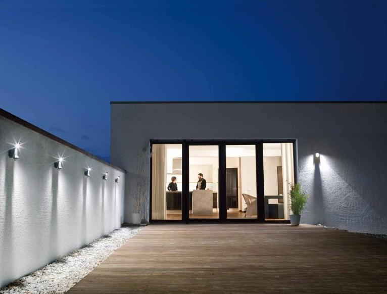 Materiales Luminarias para proyectos residenciales