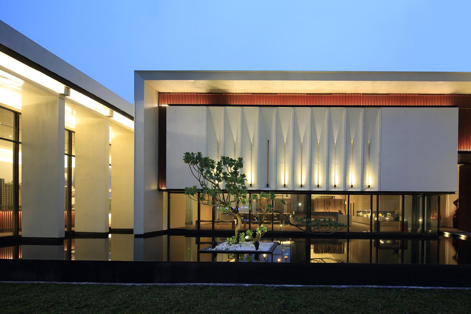 Exquisite Minimalist Arcadian Architecture Design