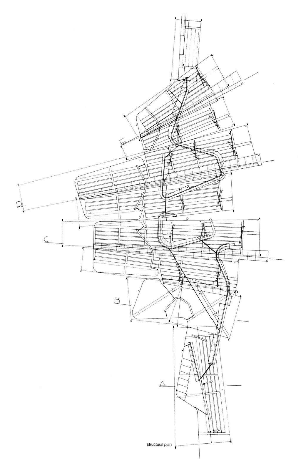 ad classics olympic archery range enric miralles carme pinos [ 1024 x 1600 Pixel ]