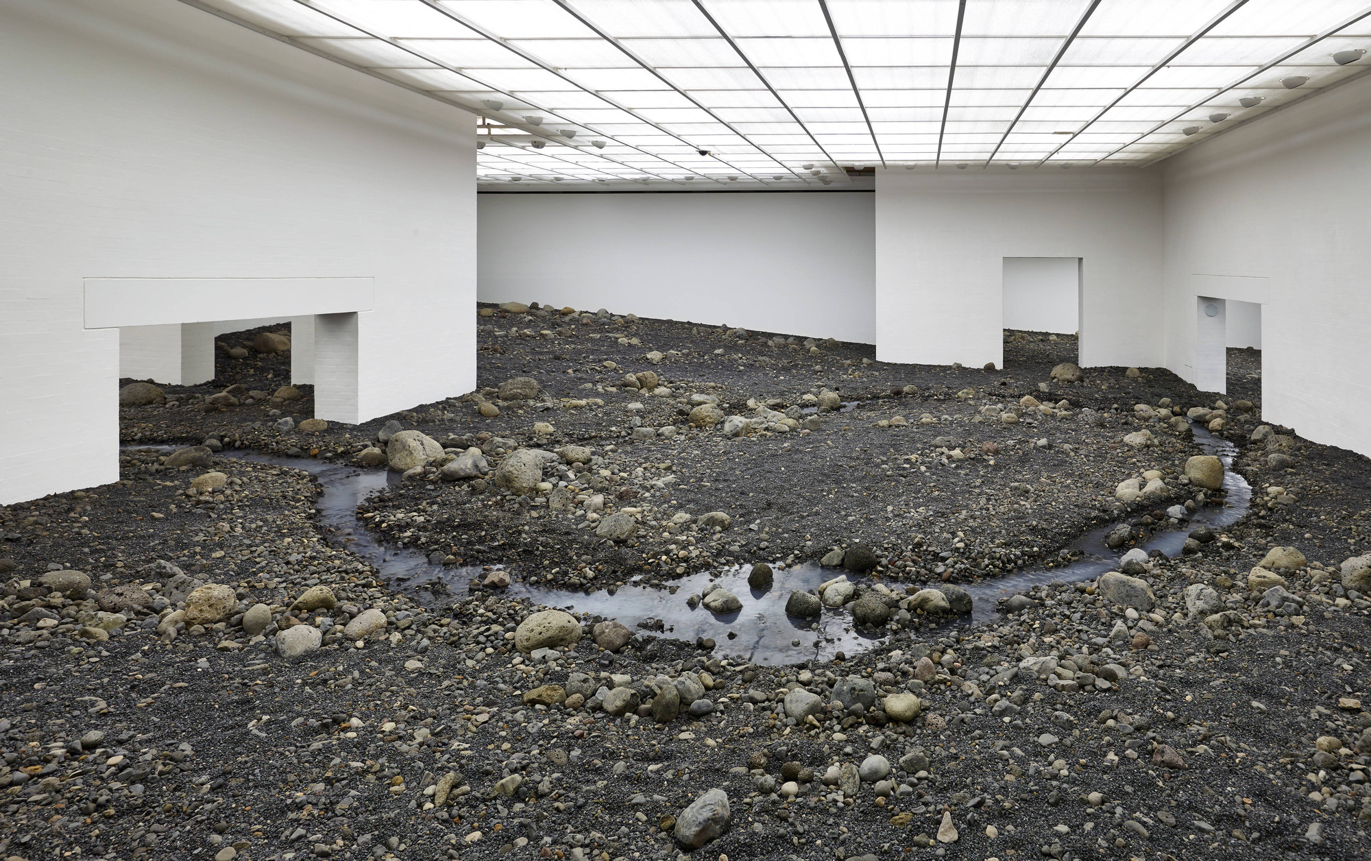 Olafur Eliasson Riverbed