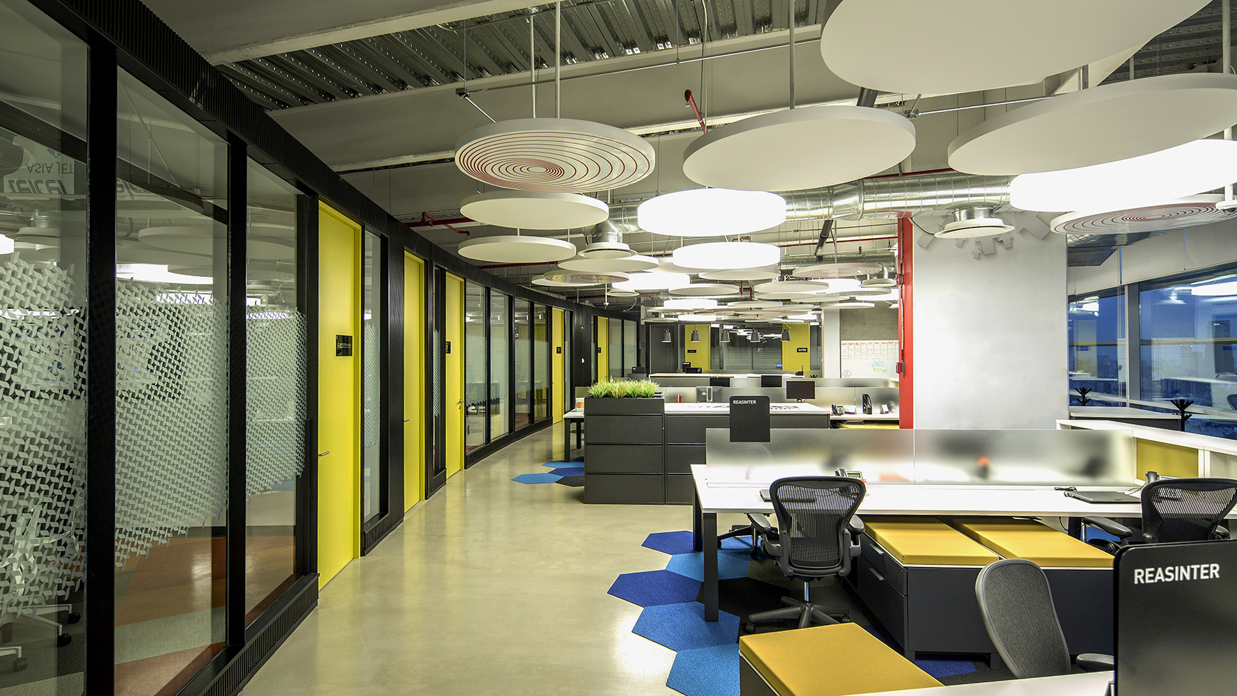 fun office design ideas Gallery of Grupo CP / SPACE - 31