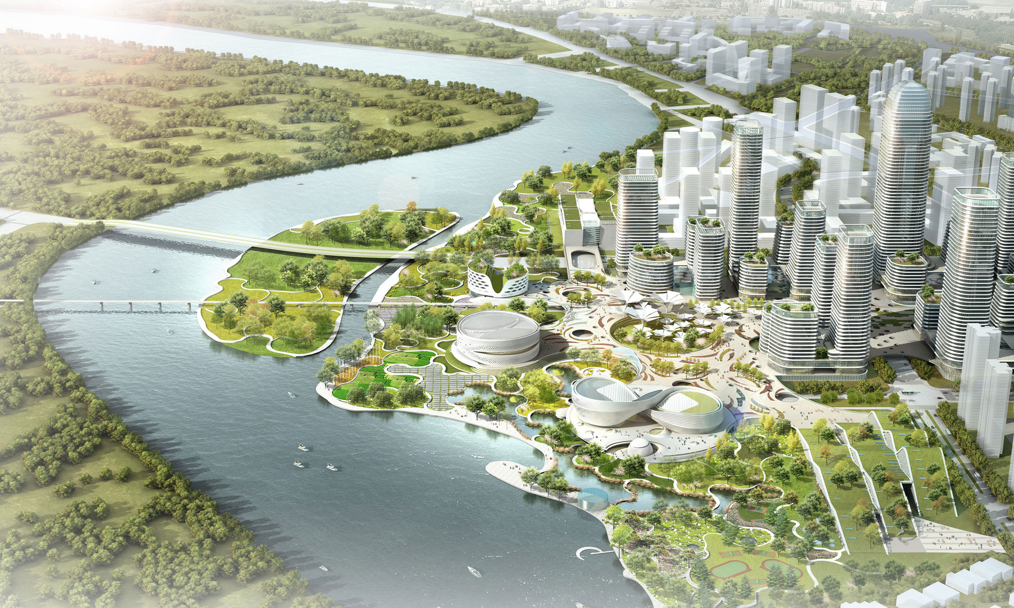 Master Plan City Eco